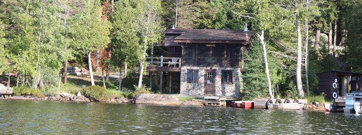 Adirondack Cabin Vacation Rentals in Saranac Lake