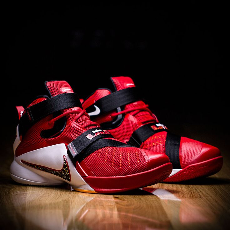LeBron James' signature outdoor basketball shoe, the Nike Zoom LeBron  Soldier 9 is getting ready for a new release.