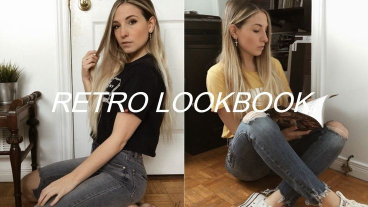 TUMBLR INSPIRED OUTFITS | a vintage retro lookbook