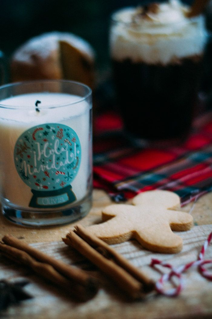 Bebidas calientes de Navidad DIY : via La Chimenea de las Hadas