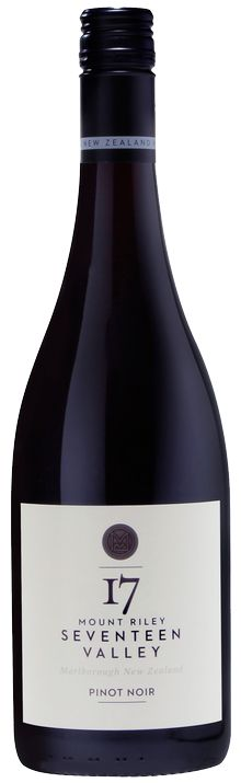 2013 Mount Riley Pinot Noir — Mount Riley Wines Blenheim, Marlborough