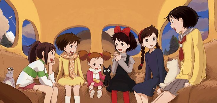 Miyazaki, Ghibli et le souhait d'émancipation des femmes