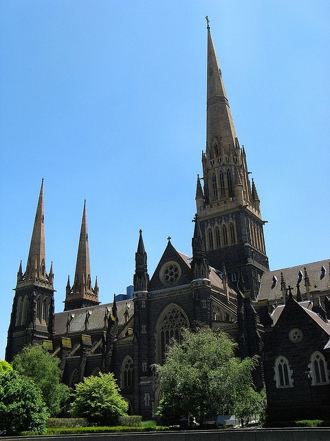 St Patrick's Cathedral, Melbourne  (Where we'll be getting married).