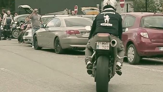 Le club de motards belges est cité dans une enquête ayant abouti à un vaste coup de filet antiterroriste cette semaine. Ses membres rejettent tout lien avec la mouvance jihadiste.