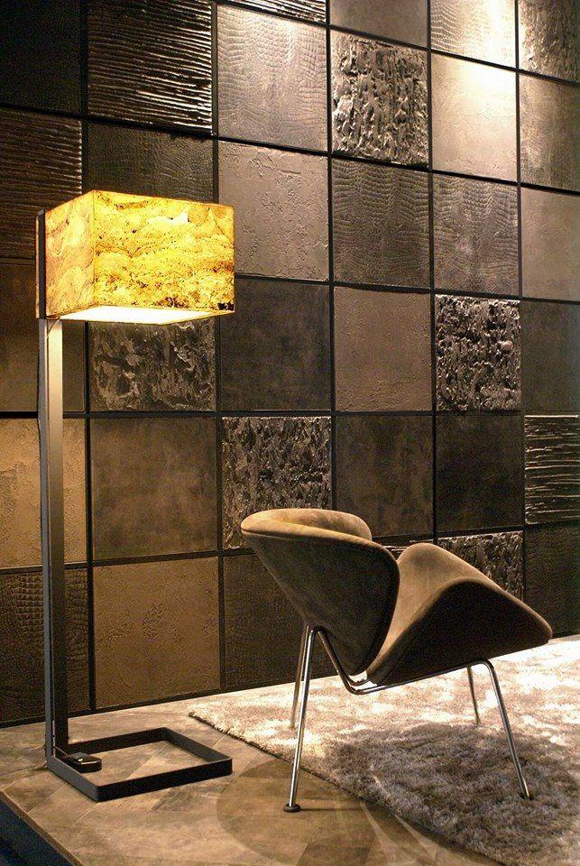 wandbekleding - Alphenberg Leather, vloer en wandbekleding in leer