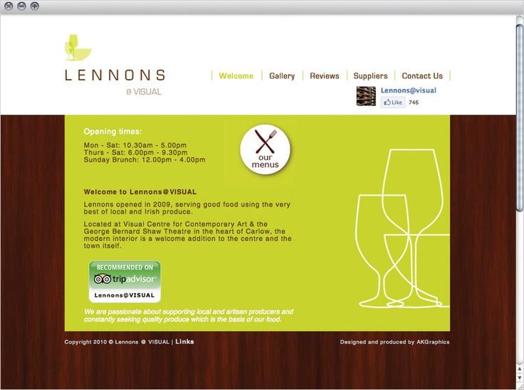 Lennons @ VISUAL - visit www.lennons.ie