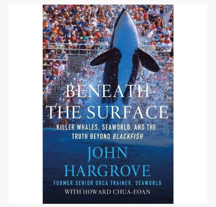 Beneath the Surface by John Hargrove. An extremely well written and informative book on the captivity and behavior of orcas under seaworlds care.   #emptythetanks #dolphinproject #ricobarry #environment #protectouroceans #dolphins #dolphinsmile #ricobarrydolphinproject #generationbf #bluefreedom #captivitykills #tilikum #orca #beneaththesurface #book #johnhargrove #seaworldofhurt