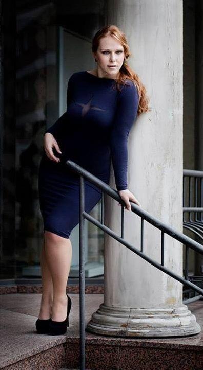 Sandy Dietrich   Plus Size Models   Plus size model, Plus ...