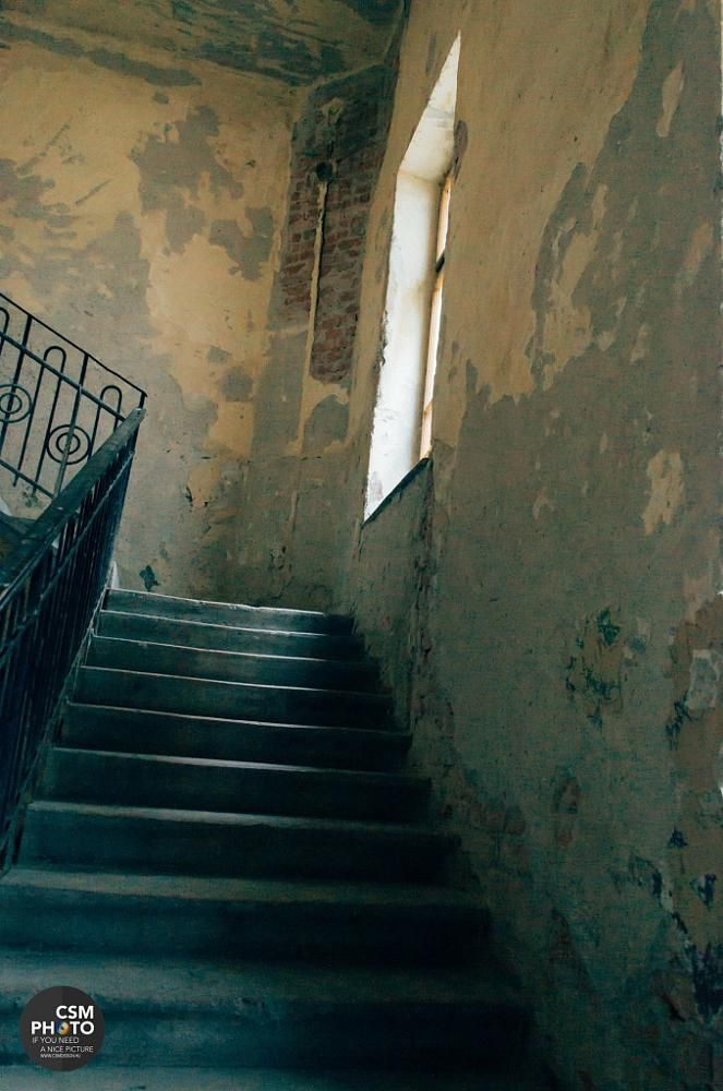 Stairway by mate