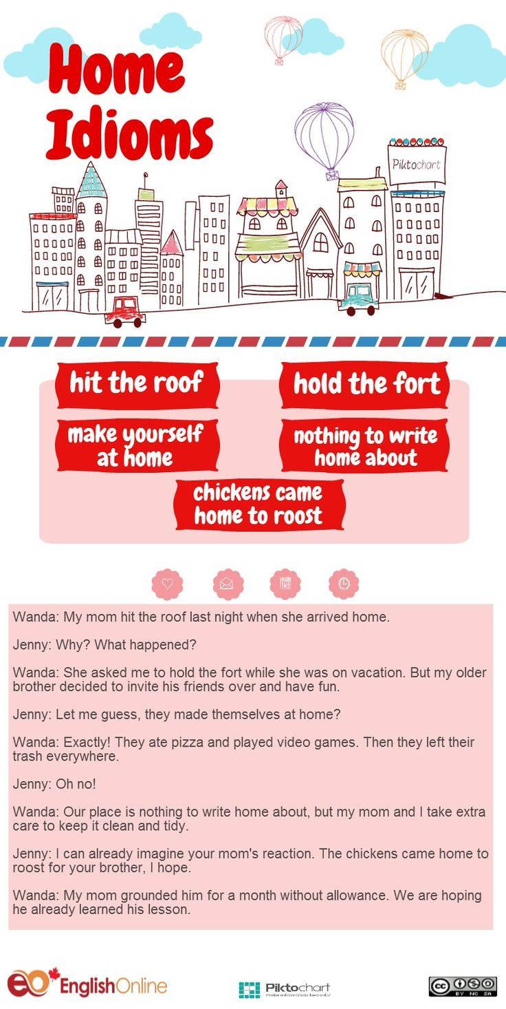 Home Idioms