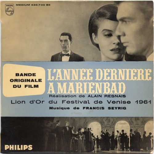 Last Year at Marienbad (1961).