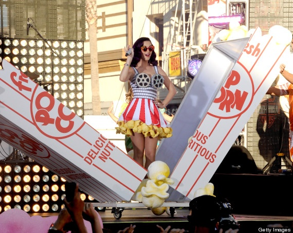 Billboard Summer Beats Concert: Premiere Katy Perry Part Of Me 3D (26 de junio del 2012)