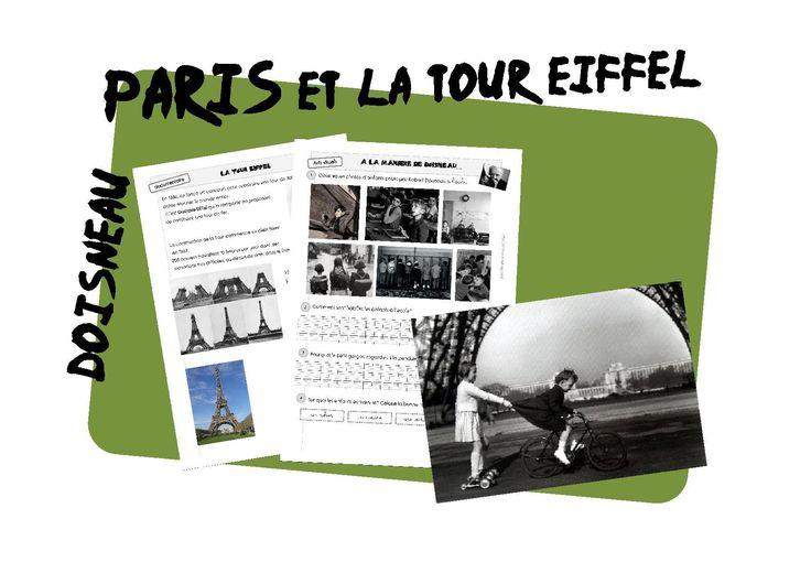 Paris à travers Doisneau