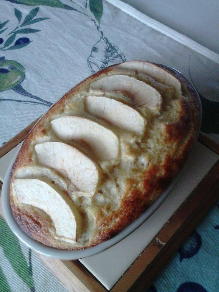 Régal du matin à la pomme ...wwlacuisinedechanchan Dans la cuisine de chanchan le petit- déjeuner à toute son importance... Après un jeun de 12 heures il me faut un bon réconfort ... Alors quoi de mieux qu'un régal du matin.. Cette recette vaut 6 pp en...