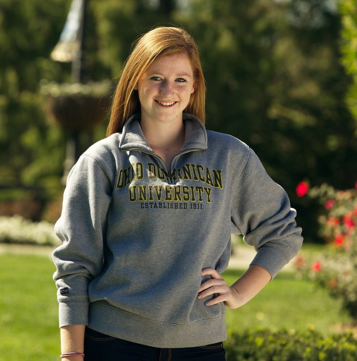 """""""At Ohio Dominican, I get personal attention from my professors. ODU really made my transition from high school easy. I'm so glad I became a Panther!"""" - Brooke Ringel '17 Public Relations Major http://www.ohiodominican.edu/future-students/who-we-are/odu-stories/"""