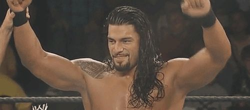 Roman Reigns GIF    And now…a compilation of Roman GIFS
