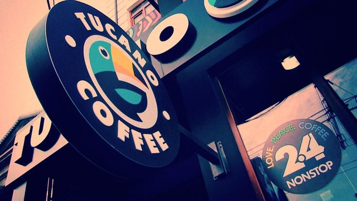 non stop coffee