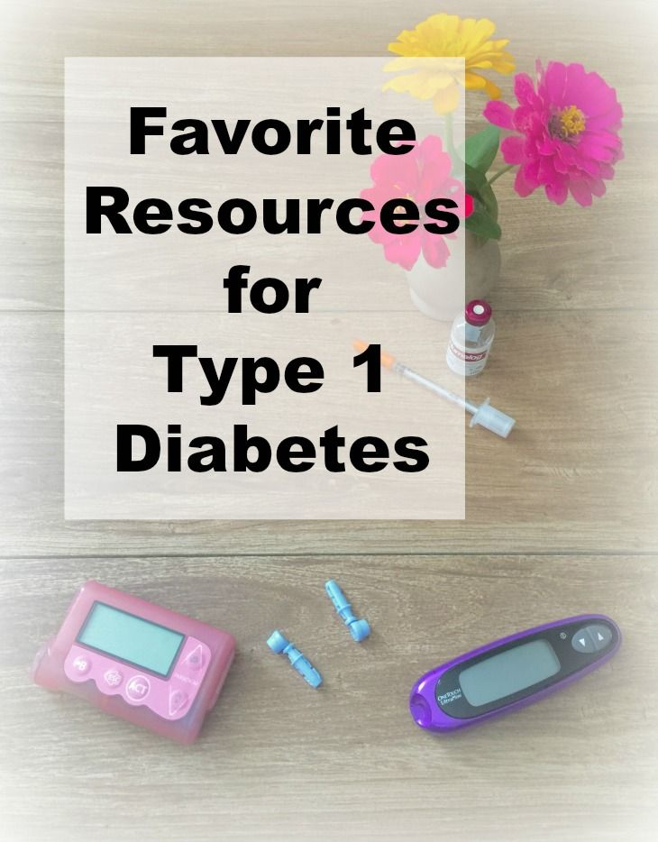 Being diagnosed with diabetes is overwhelming. These are favorite resources that…