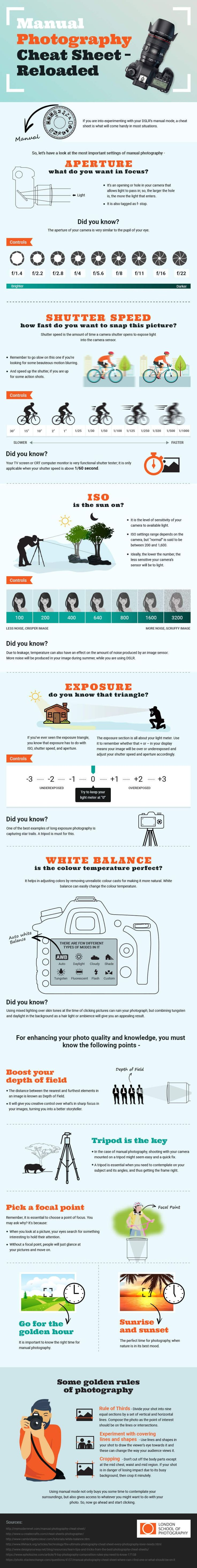 Learn how to shoot in manual mode with these simple tips. Easy to understand directions and videos will help you get started today!