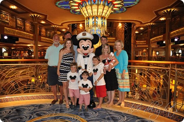 Tips for Disney Cruise - Dixie Delights