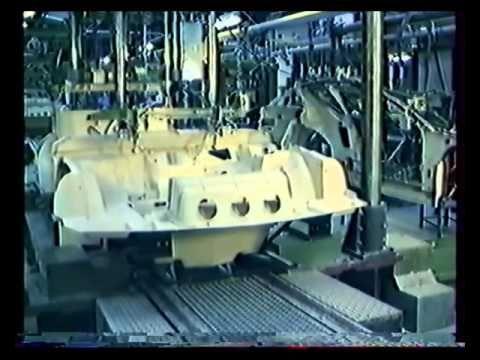 Les Secrets de fabrication de l'Alpine GTA Turbo Mespiecesauto.com - YouTube