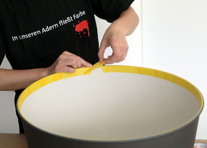 Lampe lackieren mit ADLER VariColor - Tipps & Tricks zum Selbermachen!