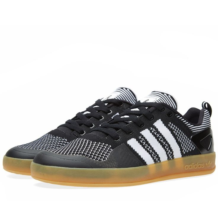 Adidas x Palace Pro Primeknit (Black, White & Gum)