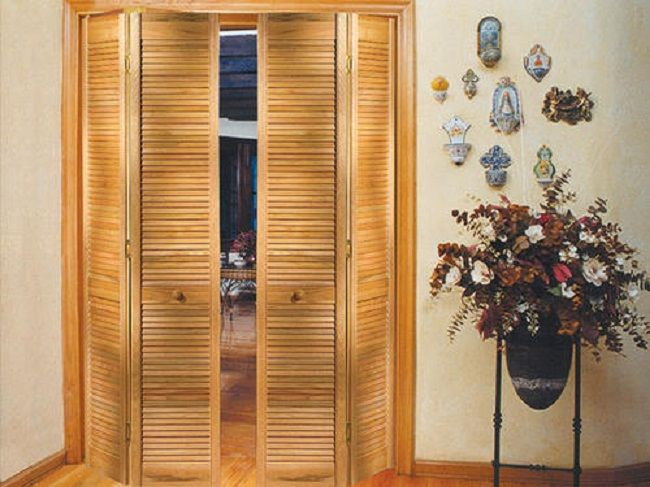 Louvered Doors For Furnace Room Door Designs Plans