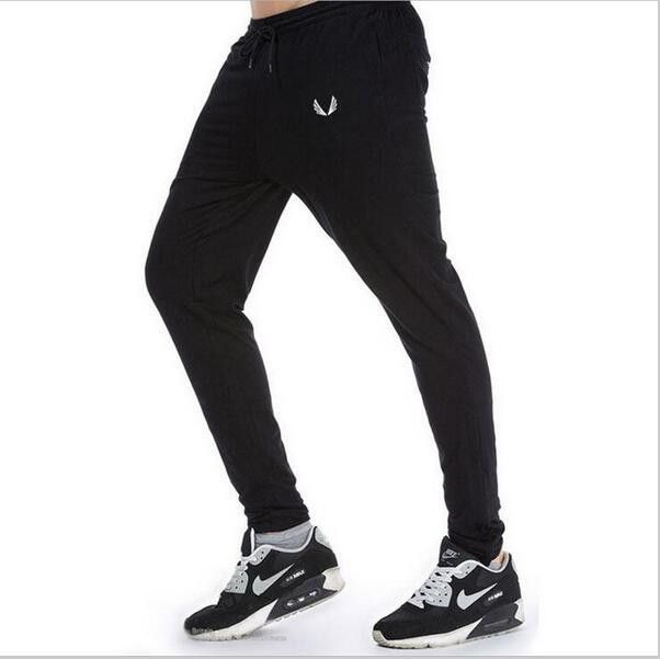 NEW AS Gyms pants Men's gasp workout bodybuilding clothing casual camouflage sweatpants joggers pants skinny trousers