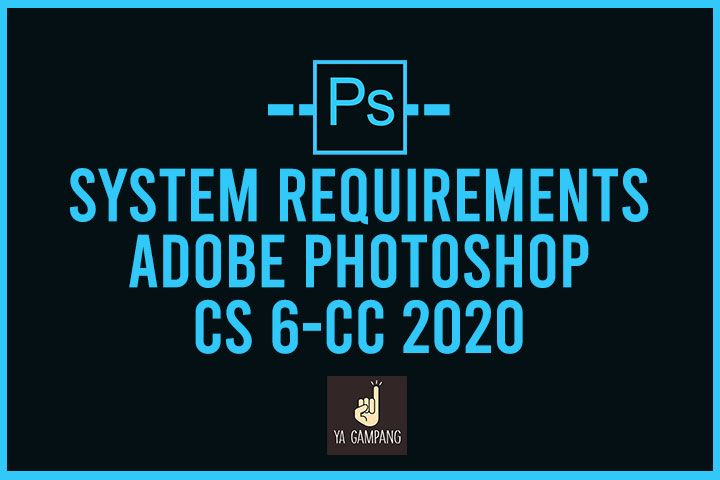 Adobe lightroom system requirements