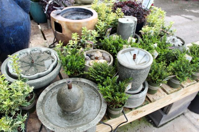 Garden Walk Chattanooga: 1000+ Images About Fountains From The Barn Nursery