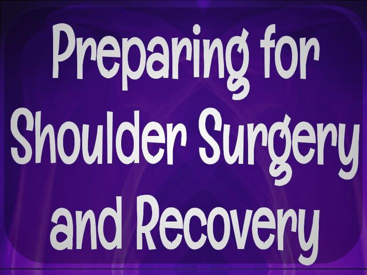 Hey friends. I am now 6 days past my arthroscopic shoulder surgery and I thought I'd share what I did to get prepared. These are the topics I will be covering in this post: Getting Time Off W…