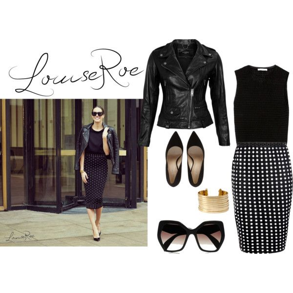 LR-Black by malirybka1989 on Polyvore featuring Zara, VIPARO, Boohoo, Kenneth Cole, Prada, contestentry and frontroe