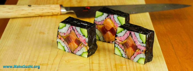 Learn how to create beautiful and delicious sushi and Japanese dishes at home with the guidance of self-taught sushi chef, Davy Devaux.