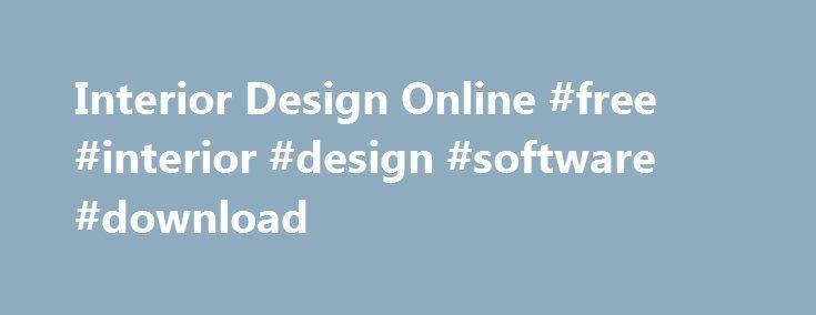 25 Best Ideas About Interior Design Software On Pinterest