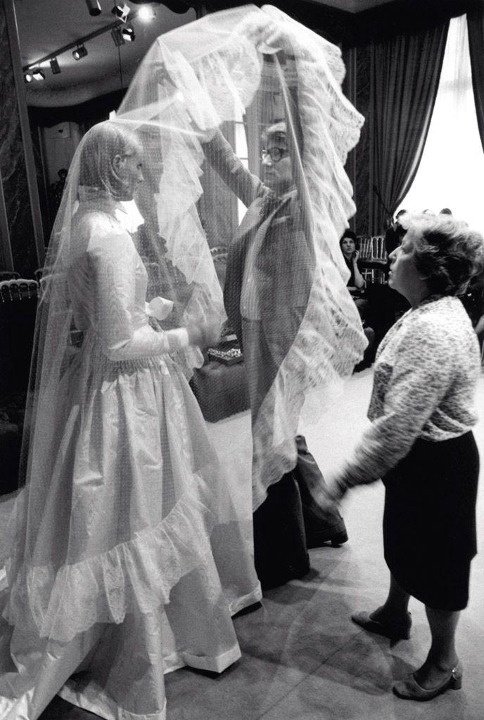 1000 images about yves saint laurent on pinterest for Yves saint laurent wedding dress