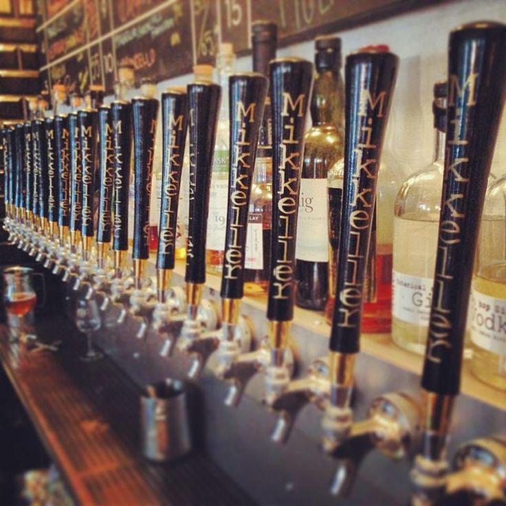 Mikkeller Bar - Fantastic bar with a spectacular atmosphere #Copenhagen