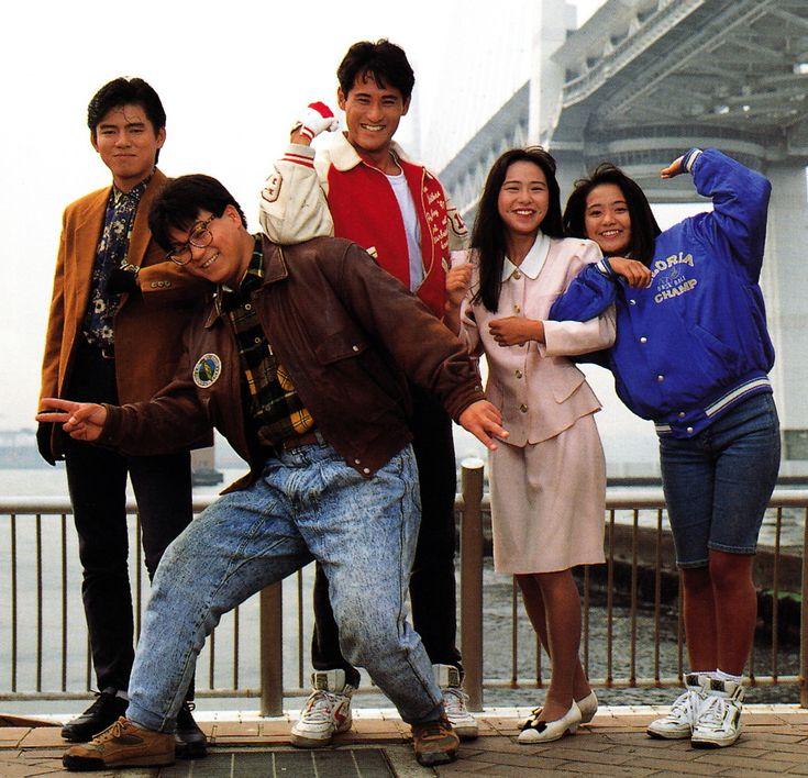 """鳥人戦隊ジェットマン """"Chojin Sentai Jetman"""" 1991"""