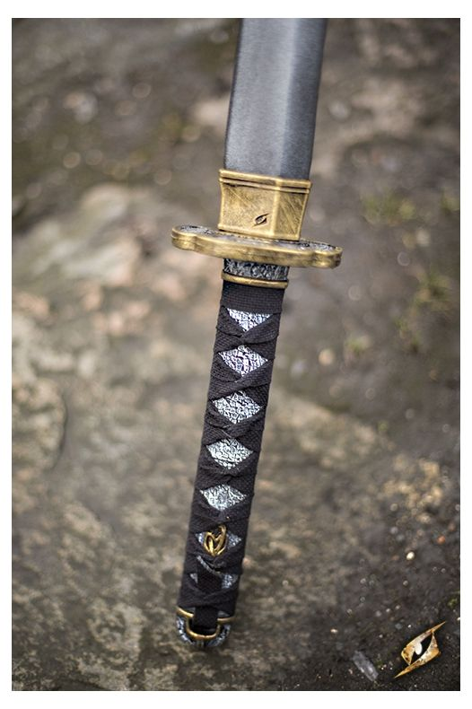 Wakizashi Short Sword Larp Swords Larp Sword Sword Larp