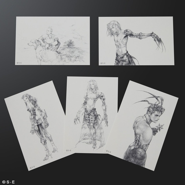 Crunchyroll - Square Enix Honors Vagrant Story with Art Exhibit