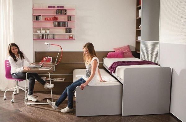 20 Grossartige Ideen Fur Ein Modernes Raumdesign Fur Teenager Teenagerzimmer Traumzimmer Teenager Zimmer