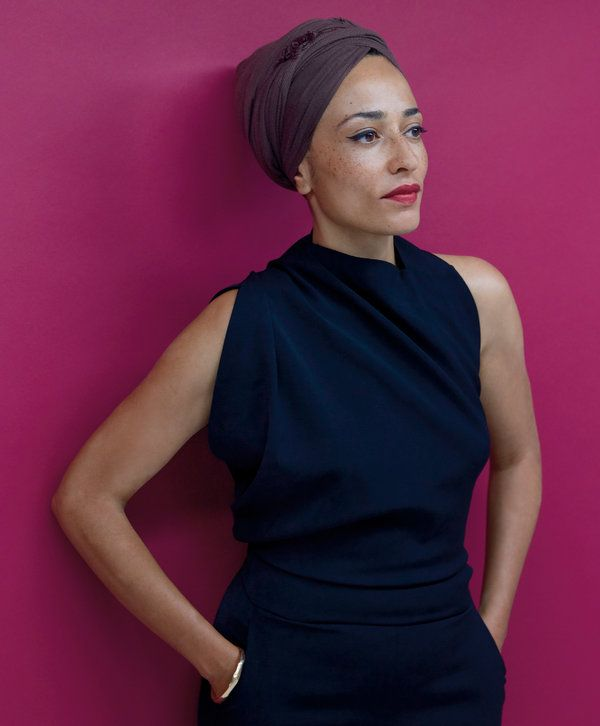 Briton, Jamaican, mother, writer, female: on becoming whole with one of this generation's most vital literary voices.