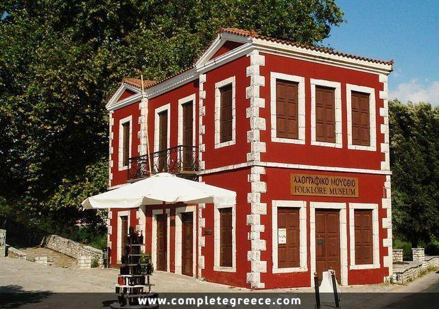 Folklore Museum of Arta - Arta - Arta - #Greece