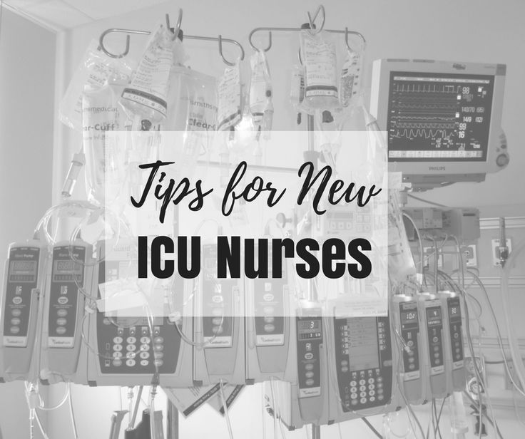 This week I polled my fellow ICU nurse friends to get their thoughts on what advice they would give new nurses in the ICU. I got so many g...
