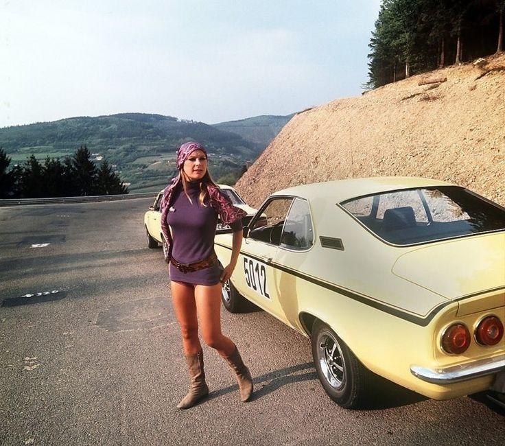 Opel Manta, Elke Sommer