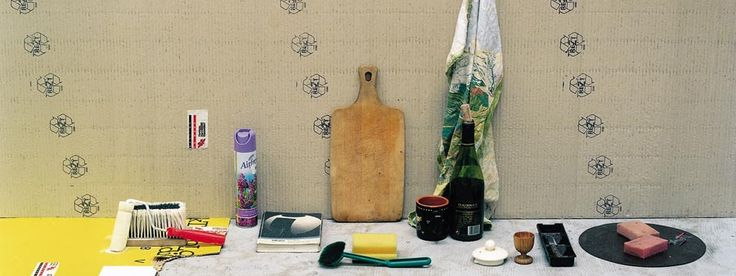 Christopher Muller - creates interesting still life images from household objects