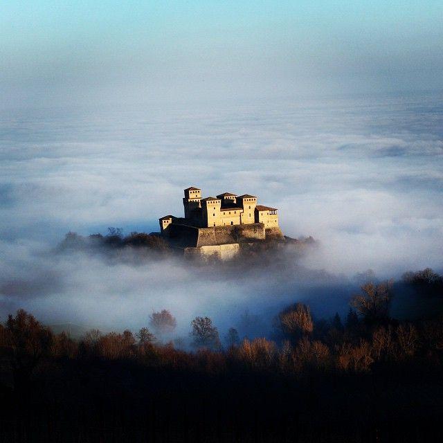 """""""#castello#torrechiara #parma#ig_parma #igersparma…"""