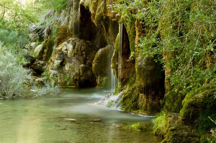Nacimiento Rio Cuervo (Cuenca)