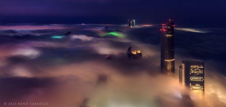 Half sky, half dream by Beno Saradzic on 500px