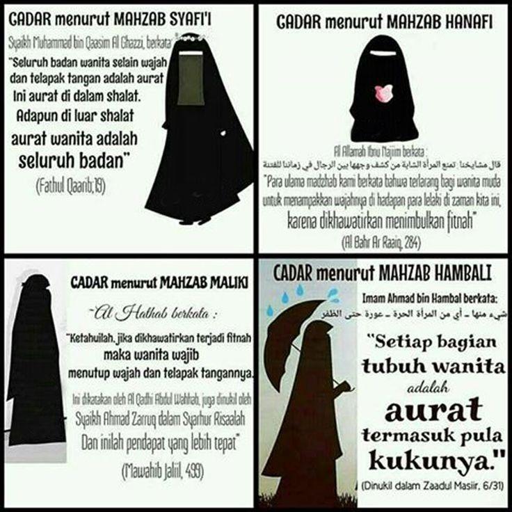 Follow @NasihatSahabatCom http://nasihatsahabat.com #nasihatsahabat #mutiarasunnah #motivasiIslami #petuahulama #hadist #hadits #nasihatulama #fatwaulama #akhlak #akhlaq #sunnah #aqidah #akidah #salafiyah #Muslimah #adabIslami #DakwahSalaf #ManhajSalaf #Alhaq #Kajiansalaf #dakwahsunnah #Islam #ahlussunnah #tauhid #dakwahtauhid #Alquran #kajiansunnah #salafy #cadar #niqab #niqob #burkah #hijabsyari #terorisme #hukumcadar #imam4 #imamempat #4mahdzab #empatmahdzab #bukanteroris #hanafi #hambali